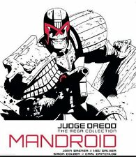 JUDGE DREDD THE MEGA COLLECTION MANDROID #JD/7 - Free p&p