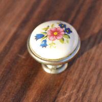 28 mm Porzellangriffe Porzellangriff Möbelgriffe Porzellanknöpfe Porzellan