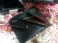 Kat Von D Mini Set Lipsticks and Eyeliners plus Make Up Pouch