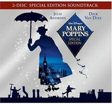Mary Poppins - Various Artists (2004, CD NIEUW)2 DISC SET