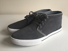 Chukka Desert Boot Trainer -  Leather / Suede, VANS style - NEW!!! - UK 10