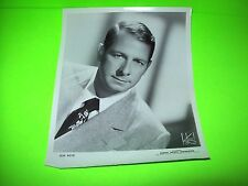 Don Rice Vintage Original Press Photo Found In Atlantic City New Jersey NJ G.A.C