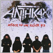 Anthrax: Attack Of The Killer B'S CD