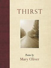 THIRST [9780807068960] - MARY OLIVER (HARDCOVER) NEW