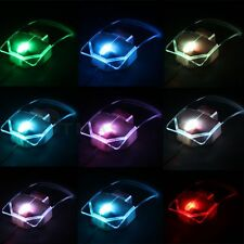 Wired USB Optical Scroll 7 Colors LED Mouse Mice 800 DPI for Laptop PC Mac