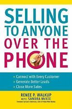 Selling to Anyone Over the Phone, Sandra McKee, Renee P. Walkup, Good Book
