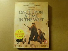 2-DISC SPECIAL COLLECTOR'S EDITION DVD / ONCE UPON A TIME IN THE WEST