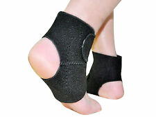 2PC Self-Heating Ceramic Health Ankle Foot Pad Support Brace Protector Guard New