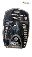 Monster Cable 3m HDMI UltraHD Black Platinum Kabel (NEU) Fachhandel