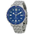 Tissot T-Sport Seastar 1000 Automatic Blue Dial Stainless Steel Mens Watch