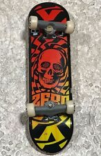 Tech Deck ZERO Skull Fingerboard Skateboard 96mm