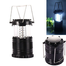 Portable 30LED Bivouac Camping Hiking Tent Lantern Fishing Light Lamp FlashLight