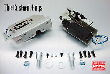 AVS POWER DUAL CLAW STYLE LATCHES, HOT ROD, SHAVED DOORS,RAT RODS,SUICIDE DOOR