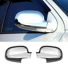 Chrome Side Mirror Cover Garnish Molding Trim For HYUNDAI 2002-2005 Santa Fe SM