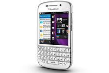 BlackBerry Q10 White 16GB 8MP  4G LTE Unlocked free shipping