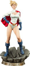 EXCLUSIVE Power Girl Premium Format Figure by Sideshow Collectibles DC Comics