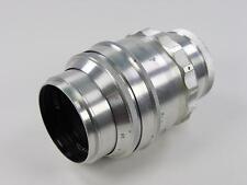 20 aperture blades Silver portrait TAIR-11 2.8/133 M39 M42. KMZ Zenit s/n 026108