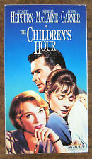 """The Children's Hour"" (1961) ~ Audrey Hepburn - Shirley MacLaine ~ VHS"