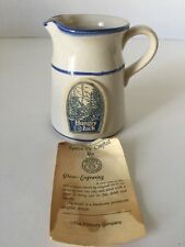 The Pillsbury Company Hungry Jack Syrup Pitcher@ 1987 Special Edition