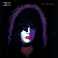 KISS Paul Stanley Solo Album CD BRAND NEW Remastered