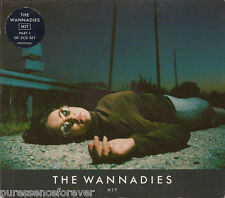 THE WANNADIES - Hit (UK 3 Track CD Single Part 1)