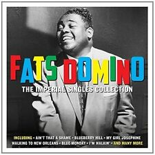 Fats Domino The Imperial Singles Collection 3 cd box set - like new