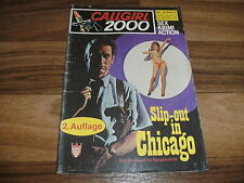 CALLGIRL 2000  # 27 -- Slip out in Chicago // SEX - KRIMI - ACTION  1970er