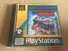 Gekido PS1 Playstation One