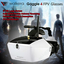 "Walkera Goggle 4 5.8G 40CH FPV Goggles Video Glasses 5"" for F210 Racing Drone"
