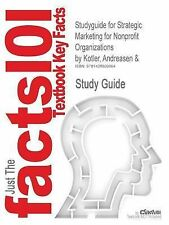 Strategic Marketing for Nonprofit Organi by Kotler Andreasen and (2014,...