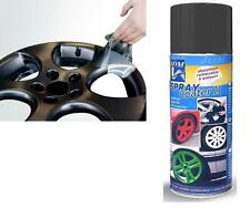 FILM PLASTIFIEE SPRAY 400 ML NOIR JANTES AUDI A3 A4 A5 A6 S3 S4 S5 RS5 RS3 TT