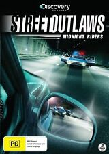 Street Outlaws - Midnight Riders : NEW DVD