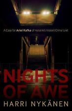 Nights of Awe (An Ariel Kafka Mystery)-ExLibrary