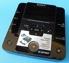 SONY DVDirect Compact Size DVD Burner with AVCHD Recording (Model: VRD-MC6)