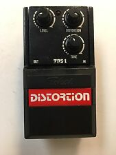 Tokai TDS-1 Analog Distortion Rare Vintage Guitar Effect Pedal MIJ Japan