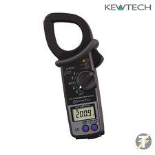 Kewtech Kyoritsu KEW2009R Auténtico RMS mandíbula grande 2000A AC/DC