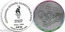 1996 Centennial Olympic Games Collection POG 8 of 20 Tokyo 1964