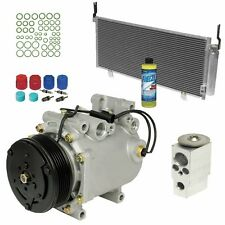 New A/C Compressor & Condenser Kit Fits: 2004 - 2012 Mitsubishi Galant 2.4L ONLY