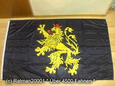 Fahnen Flagge Kurpfalz Schwarz Pfalz Digitaldruck - 90 x 150 cm