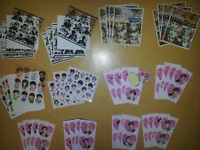 EXO Sticker #7 - all of 48(12X4) - monster lucky one exodus exodium lotto
