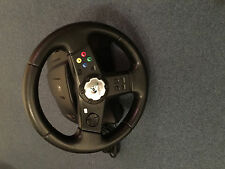 Microsoft Xbox Logitech Precision Vibration Feedback Steering Wheel & Pedals Set