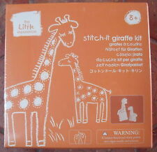 KIT GIRAFES À COUDRE THE LITTLE EXPERIENCE
