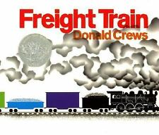 Freight Train by Donald Crews (1993, Paperback)