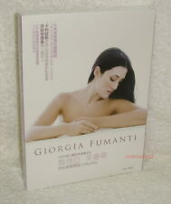 Giorgia Fumanti Collection Best Hits Taiwan Ltd CD+DVD w/BOX
