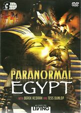 PARANORMAL EGYPT - 3 DVD BOX SET WITH DEREK ACORAH & TESS DUNLOP