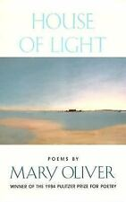 House of Light by Oliver, Mary