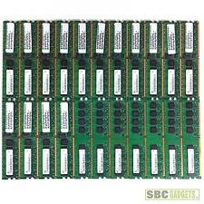 22GB (22x1GB) Qimonda PC2-5300 DDR2-667MHz ECC Registered DIMM Server RAM