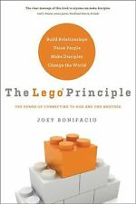The LEGO Principle: The Power of Connecting to God and One Another-ExLibrary