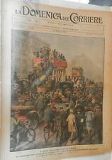 LA DOMENICA DEL CORRIERE 16 Maggio 1926 Sciopero generale a Londra Serpenti di
