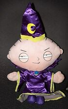 Family Guy STEWIE Griffin Purple Wizard Plush Toy Nanco 2009 free shipping USA